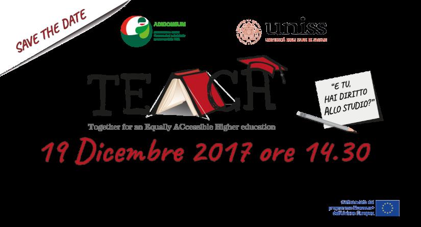 Save the date_Teach_19 dicembre